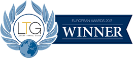 We are on shorlisted by Luxury Travel Guide Awards